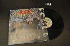 LP 33 ANTHRAX I'M THE MAN FIRST PRESS ISLAND RECORDS CANADA 1987