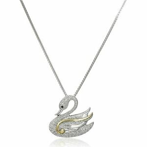 1-10-ct-Diamond-Swan-Pendant-in-Sterling-Silver-18-034