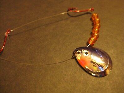 SDSU South Dakota State 1 Hook Fishing Spinner Rigs
