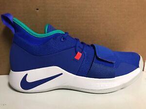 finest selection 51302 cc162 Details about Nike Paul George 2.5 Fortnite Basketball Shoe Racer Blue  BQ8452-401 Size 13.5 Pg