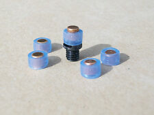 Percussion Cap Keepers (300 Qty.) for No.10 and No.11 caps Color: BLUE