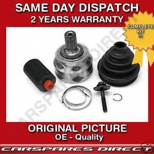 VOLVO C70 CONVERTIBLE 2.0 2.3 2.4 2.5 ABS OUTER CV JOINT AND BOOT KIT 98-ON NEW