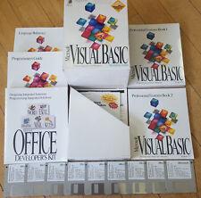 Microsoft Visual Basic Professional Edition 3.0 Windows PC Software RARE RETAIL!