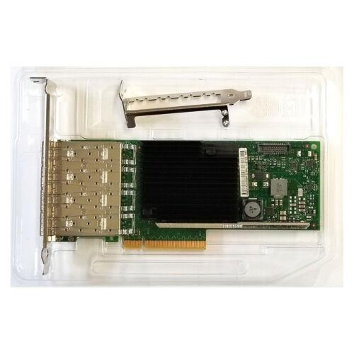 New Intel X710-DA4 4-port 10Gbps SFP PCIe 3.0 x8 10Gbps Ethernet network card