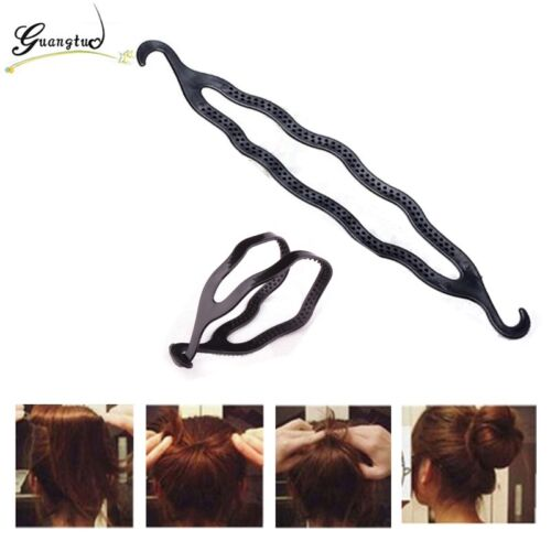 Hair Twist Styling Clip Stick Bun Maker Braid Tool Hair Accessories