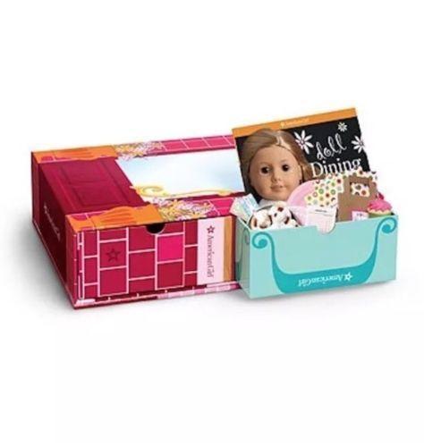 American Girl Deluxe Diner Set BNIB   Perfect Christmas Gift, Birthday Gift