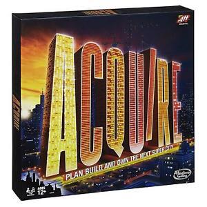 Acquire-Classic-Family-Board-Game-Hasbro-Avalon-Hill-WOC-C00960000
