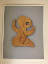 HANS ARP. 'OVI BIMBA' private view invitation card, Hauser & Wirth, 2012