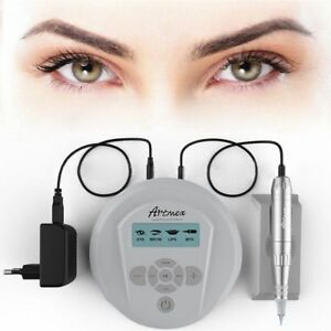 Details about Artmex V6 Tattoo Machine Permanent Makeup Eyebrows Lip  Micropigmentation MTS PMU