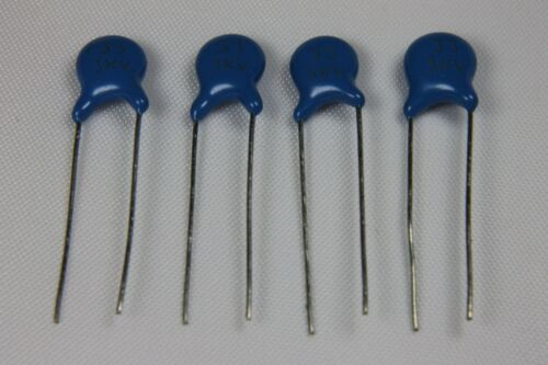 4 pcs 33pf//3kv 33j 3kv céramique vitres Condensateur 33pf x 3000v 33j3kv