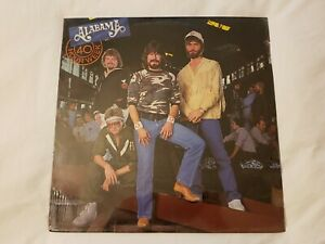 ALABAMA-40-Hour-Week-NEW-SEALED-1985-Vinyl-LP-Record-Country-Rock-AHL1-5339