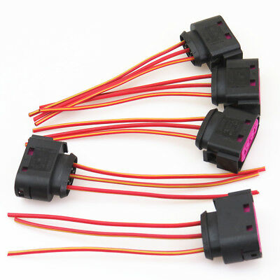 Qty 5 Fuse Box embly Cable Harness Plug For Seat Leon VW Golf Bora Where Is Fuse Box Seat Leon on seat logo, seat valve, seat motor, seat switch, seat bracket, seat washer, seat riser, seat tube, seat dimensions,
