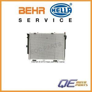 Mercedes ENGINE COOLING RADIATOR BEHR HELLA HELLA OEM Quality 376712421