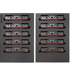 Kato 10 -1457 Tokyu Series 500 Denen Toshi Line 10 Bilar - N