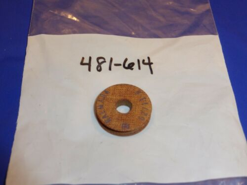 Piper Aircraft Cable Pulley 481-614