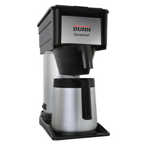 Image Is Loading Bunn Coffee Maker Velocity Brew 10 Cup Black