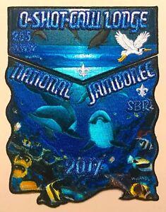 OA-O-SHOT-CAW-LODGE-265-SOUTH-FLORIDA-2017-JAMBOREE-FLAP-FISH-WYLAND-ART-2-PATCH