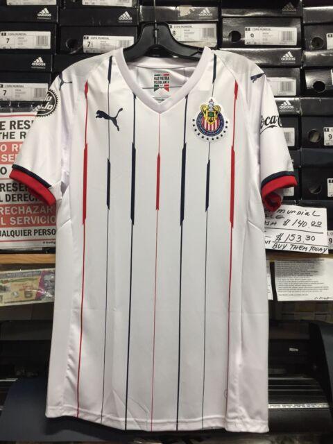f6f5ea2f6 Chivas Guadalajara Away Stadium Soccer Jersey PUMA Size Medium for ...
