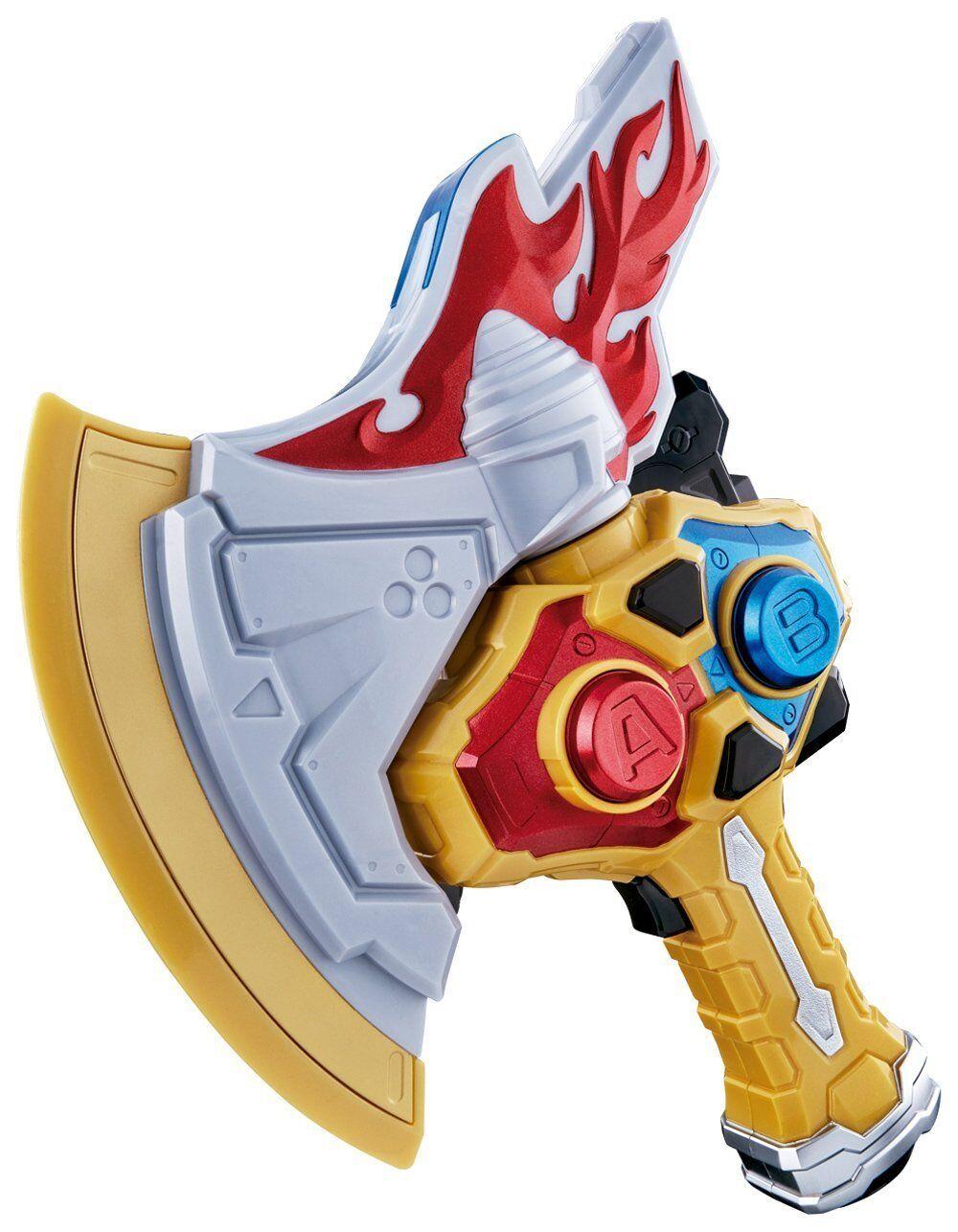 BANDAI Kamen Rider Ex-Aid DX Rengeki Rensa Rensa Rensa DX Gashacon Parabragun Japan 28b12d