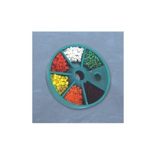Perlensortiment Fein Stopperperlen HC 343