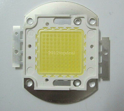 30W Cold White 10000K High Power led Chips for FloodLight high bay light source