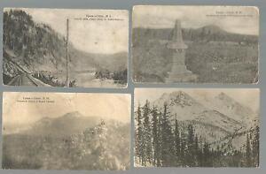 18 Postcards. ural, Siberia, Altai, Volga