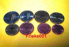Nederland - Pays-Bas - 1 cent tot 2 euro 2004 unc.