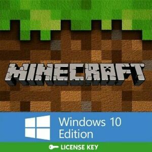 Minecraft-Windows-10-Edition-PC-ONLY-ACTIVATION-KEY-ONLY-FULL-GAME-NO-BOX