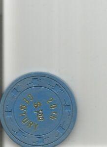 $1  20th century obsolete las vegas nevada casino chip  lot