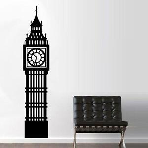 D/éco murale Big Ben 180 cm
