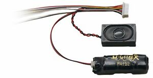 Digitrax PX112-10 Power Xtender For HO Scale 10 Pin Sound Decoders