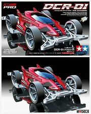 Mini 4wd PRO DCR-01 CROSS SYSTEM (MA Chassis) Tamiya 18646 1/32 New Nuovo