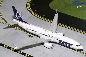 gemini jets lot polish airlines boeing 737 max 8 1 200 model