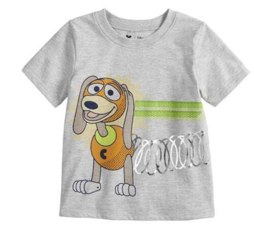 DISNEY TOY STORY SLINKY DOG SS SHIRT SIZE 3T 5T NEW!