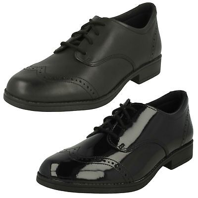 Girls Clarks Sami Walk Leather or