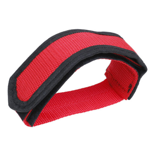 1pc Nylon Bicycle Pedal Straps Belt Fixed Gear Bike   Tape Cycling Fixie CoverZH