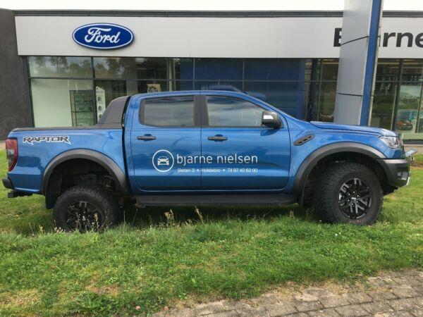 Ford Ranger 2,0 EcoBlue Raptor Db.Cab aut. - billede 2