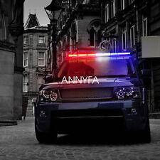 NEW 12V 32led Police Car Auto Emergency Warning Light LED Strobe Flashing Super