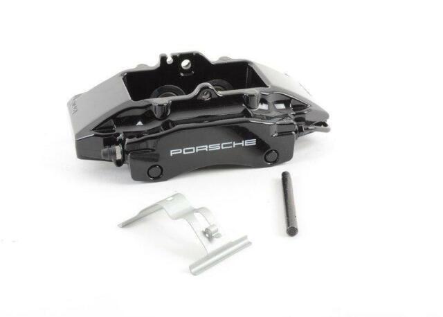 🔥 New Genuine Porsche Rear Brake Caliper - Black 99635242203