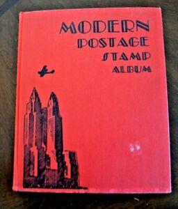 CatalinaStamps-Modern-Postage-Stamp-Album-Scott-1938-w-600-Stamps-D41