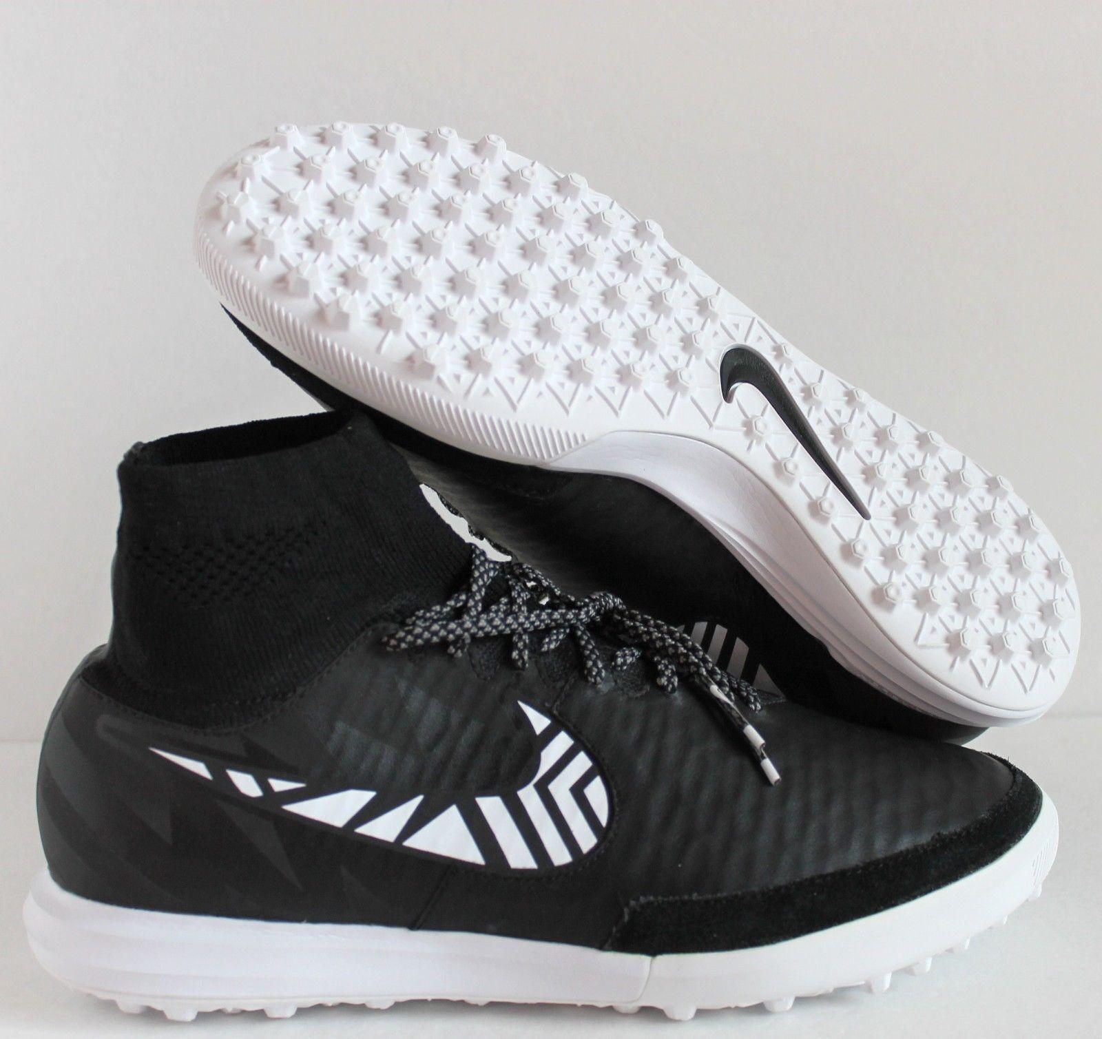 Nike Magista X Proximo Street Tf Hombre Fútbol Tacos Negro   blancoo 718361-010