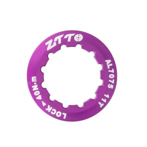ZTTO MTB Road bike cassette cover Lock ring 11T AL7075 Ultralight Cap 5 Colors