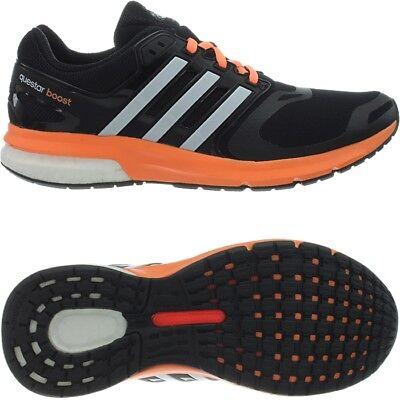 Adidas Questar Boost W TF Damen Laufschuhe Techfit schwarz weiß Running NEU OVP | eBay