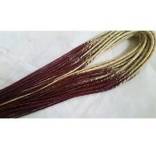 25 DE Synthetic Dreads Dread Extensions