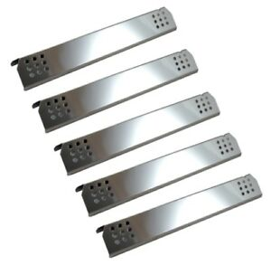 Jenn-Air 720-0727 Gas Grill 5 Stainless Steel Heat Plate Replacement Parts Kit