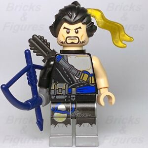New-Overwatch-LEGO-Hanzo-Shimada-Assassin-Minifigure-from-set-75971-Genuine