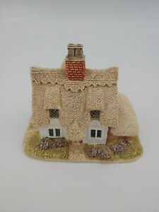 Vintage-Lilliput-Lane-Miniatura-Clare-Cottage-UK