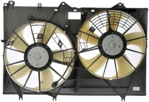 Engine-Cooling-Fan-Assembly-Dorman-620-294-fits-11-13-Toyota-Highlander-3-5L-V6