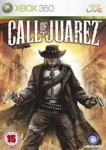 Xbox-360-Call-of-Juarez-versione-originale-Nuovo-e-Sigillato-UFFICIALE-STOCK-Regno-Unito