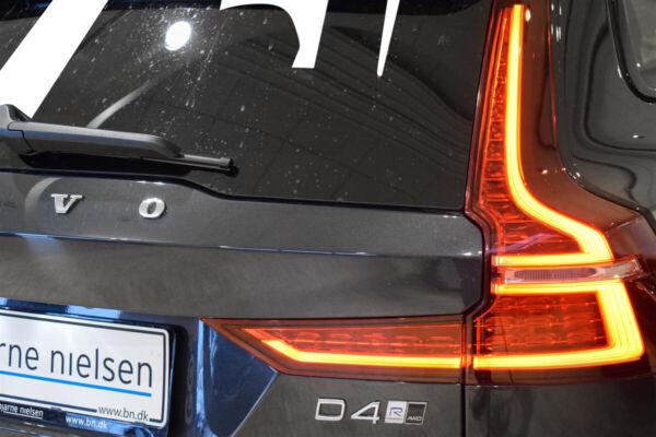 Volvo V60 2,0 D4 190 R-Design aut. AWD - billede 3